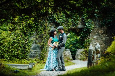 Renewing vows made simple with an Irish vow renewal package