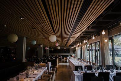 Restaurant wedding reception venues in Belfast
