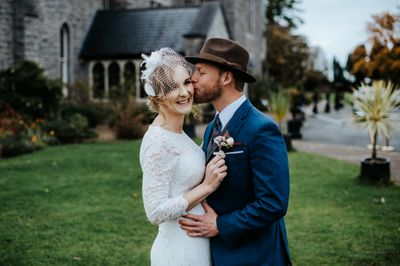 Elopement in Ireland organised by Peach Perfect Weddings