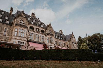 Castle Hotel wedding venue near Frankfurt ppw
