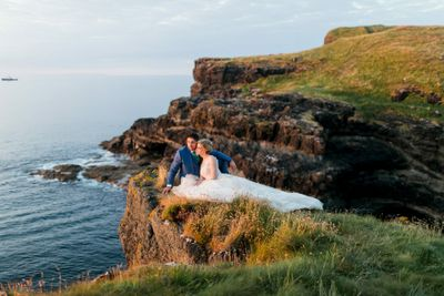 Packages for intimate destination weddings in Ireland by Peach Perfect Weddings
