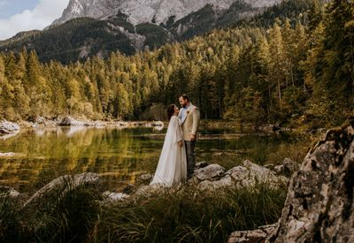 Destination weddings and elopements in Europe organised by Peach Perfect Weddings