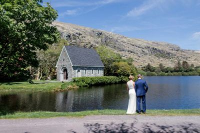 Lakeside Chatholic Church for religious wedding ceremonies in Ireland