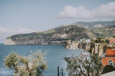 Amalfi coast is a popular wedding destination in Italy