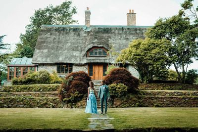 Rustic Irish cottage for weddings in Cork