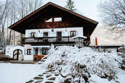 Cottage for mountian weddings in Germany