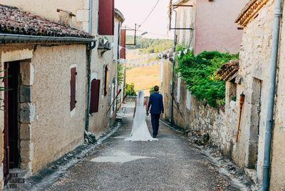 Wedding villa in Gascony - rent an entire village for your destination wedding in France