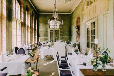 Boutique hotel in Germany to celebrate a small destination wedding