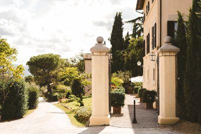 Italian villa for destination weddings and elopements
