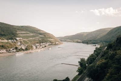 Romantic Rhine River wedding venue