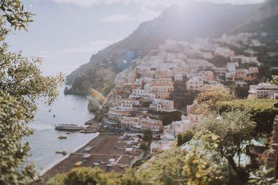Get married in Positano