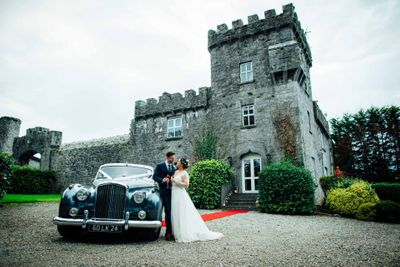 Private castle to hire for intimate destination weddings in South West Ireland