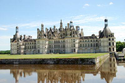 Castles wedding venues in Loire Valley