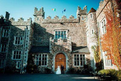 Luxury Castle Hotel Boutique wedding venue for elopements in Ireland