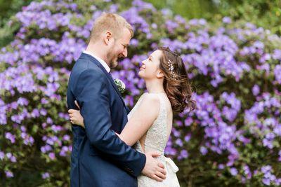 Kristina & Mihael's intimate destination wedding in Dublin