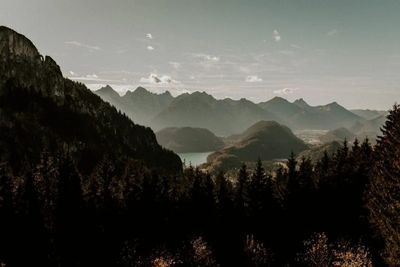 Alpine region for adventure weddings and elopements in Germany
