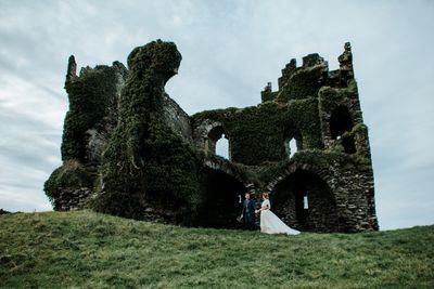 Castle ruin for private weddings ceremonies in Ireland