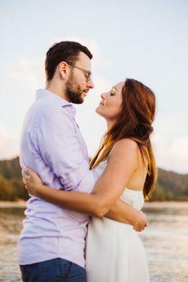 Founders of Peach Perfect Weddings - a European destination wedding agency