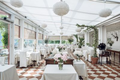 Boutique wedding hotel in South Tyrol